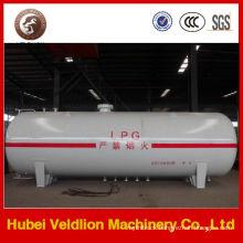 ASME Quality Weight 25ton LPG Storage Tank