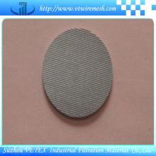 Treillis métallique fritté standard avec SUS316L