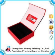 Cajas de regalo exclusivas de alta gama con logotipo personalizado