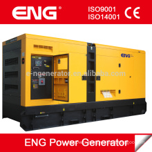 ENG SILENT SERIES 300kva soundproof generator Powered by Cummins NTA855-G1A