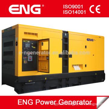50Hz 1500rpm 3phase 200kw generator set diesel genset type: open or silent