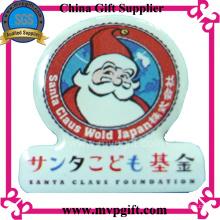 Stainless Steel Print Name Badge (m-PB06)