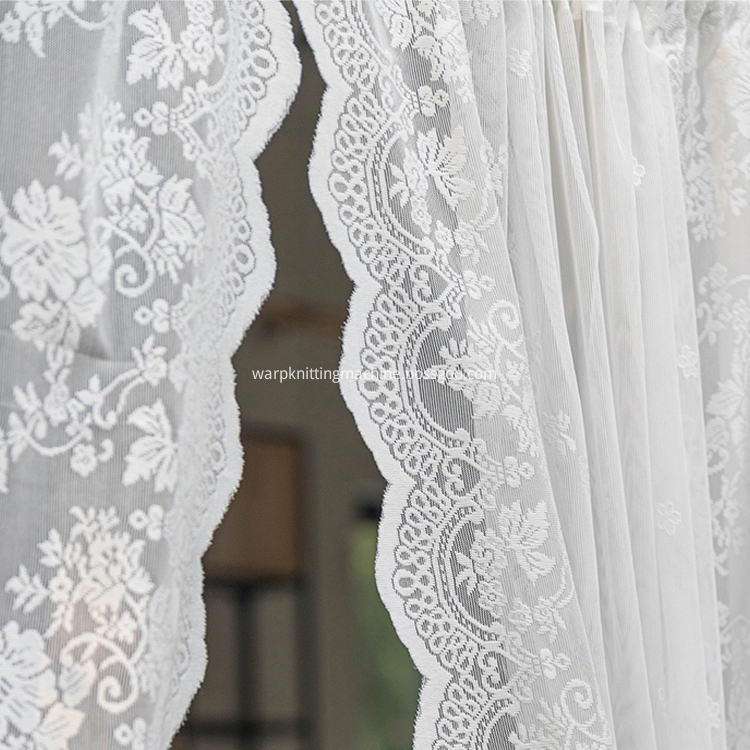 Lace Curtain 3