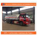 Camion De Gpl Pour Le Petrole Et Le Gaz LPG Container