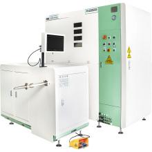 Machine de remplissage automatique vers le bas de textile à la maison