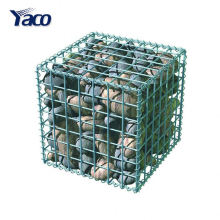 Китай декоративные гибкая 50*50мм сваренное gabion реки коробке для продажи