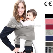 China best-seller envoltório do portador de bebê estilingue Do Bebê Infantil para recém-nascidos
