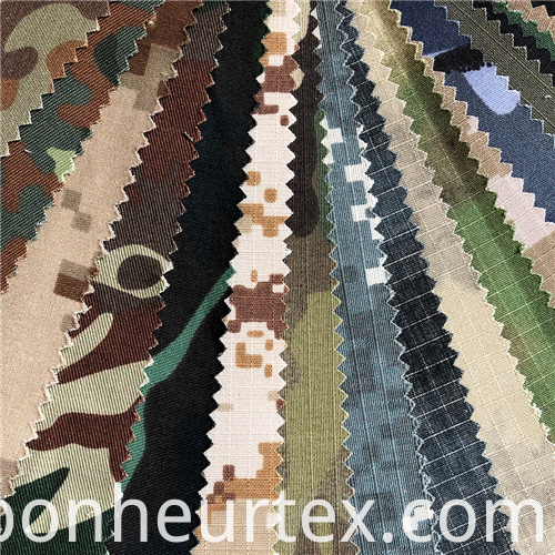 Infrared Proof Military fabric