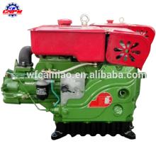 130TD elektrische Start Landwirtschaftliche Maschine 22hp wassergekühlten Dieselmotor