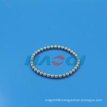 ball shape bio therapy neo magnet bracelet