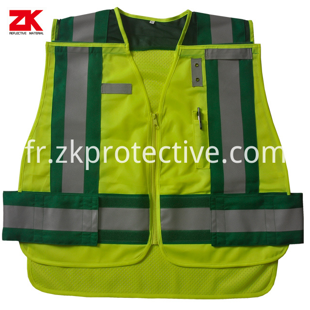 High Quality Designed Reflective Waistcoat