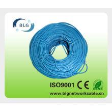 Comunique el cable del cable del Internet / el cable del cable Cat5 / los precios del cable del lan