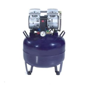 Compresseur sans huile avec homologation CE (un pour deux)