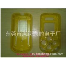 Logement en plastique de téléphone portable d'injection avec Multi-Color