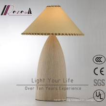 Speciail Wooden Decoration Indoor Lobby Table Lamp
