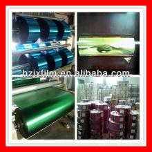 Metallisiertes Textilgarn