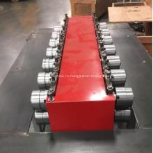 Машина для складывания кромок из листового металла