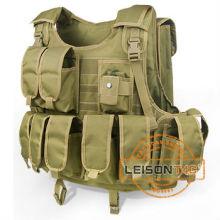 NIJ Bullet Proof Tactical Vest Custom Tactical Camouflage Bulletproof Vest IIIA for tactical security outdoor sports