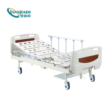 Automatic five function ABS electric hospital care bed