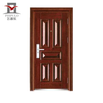 Proveedor de China fotos baratas diseño de puerta de acero