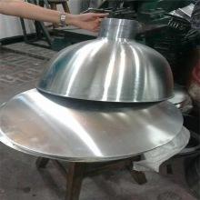 Disco circular de alumínio antiaderente