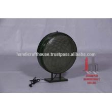 Lámpara redonda de hierro redonda de alta calidad