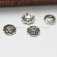 Silver torus Vintage Beaded accessories 925 sterling silver SEF017
