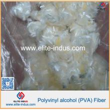 Fibras sintéticas PVA para hoja corrugada libre de amianto