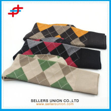 Wholesale custom fashion knitted cotton stocking Zhejiang manufacturer