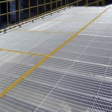 Grid Bar Keluli Tahan Galvanized