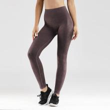 Yoga-Leggings für Frauen Bauchkontrolle mit hoher Taille