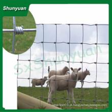 Galvanizado dobradiça campo comum vedação para cercas animais