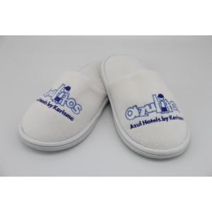 Velour Hotel Slippers For Kids