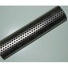 Feuille métallique perforée à haute qualité en acier inoxydable