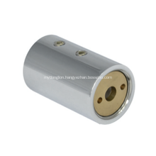 Round Wall Mount Shower Screen Support Bar Connector
