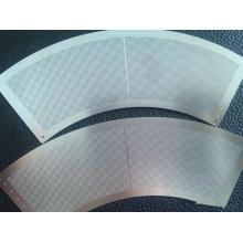Maille métallique de filtre de gravure