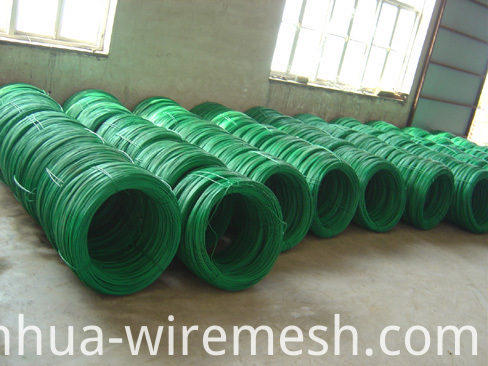 1.0mm PVC coated iron wire (3)