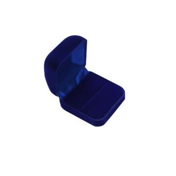 Caja de joyería de anillo de lujo de embalaje de exhibición