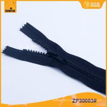 5 # Derlin Fermé Couleur Personnaliser la fermeture à glissière en plastique pour le pantalon ZP30001