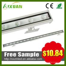 barra de luz del coche led 18W led barra escritorio