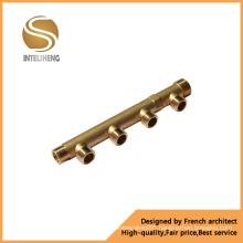 Heating System Brass Water Union Manifold (TFM-010-04)
