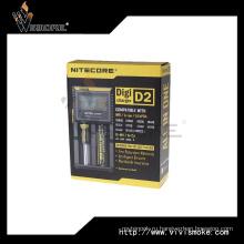 Зарядное устройство Nitecore D2 для 26650, 22650, 18650, 18350