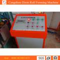 Máquina formadora de chapa de aço totalmente automática