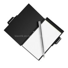 Bunter Metall-Notizblockhalter, Notizblockhalter