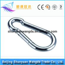 Wholesale New Design Customized small carabiner metal mountain climbing hook
