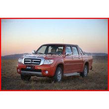Pickup Diesel 4X4 com 5 Passageiros (Euro 4 standard)
