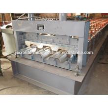Machine de formage de rouleaux de plancher de châssis rapide à cassette de haute qualité