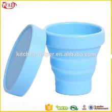 FDA Standard não Stick Silicone Drinking Cup