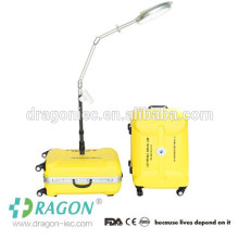 DW-PSL001 Koffer Typ tragbare LED-Chirurgie-Licht