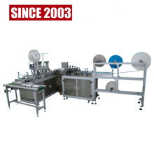 Factory price face masks surgical disposable production machine